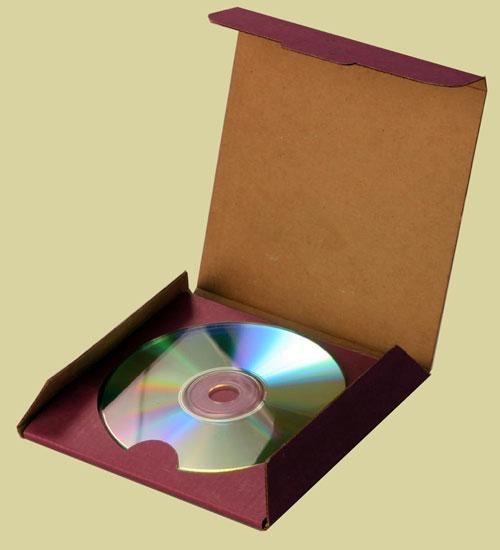 Коробка под CD/DVD дисков
