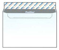 Конверт с защитной просечкой PostSec Security